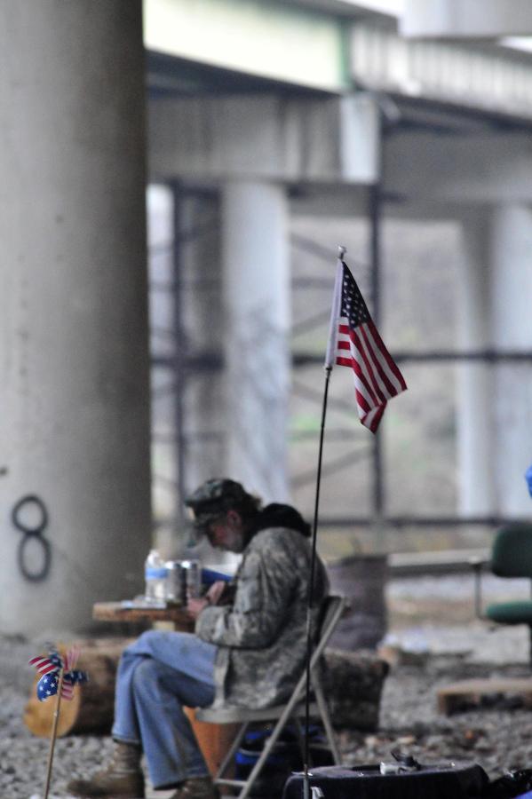 Tent City America