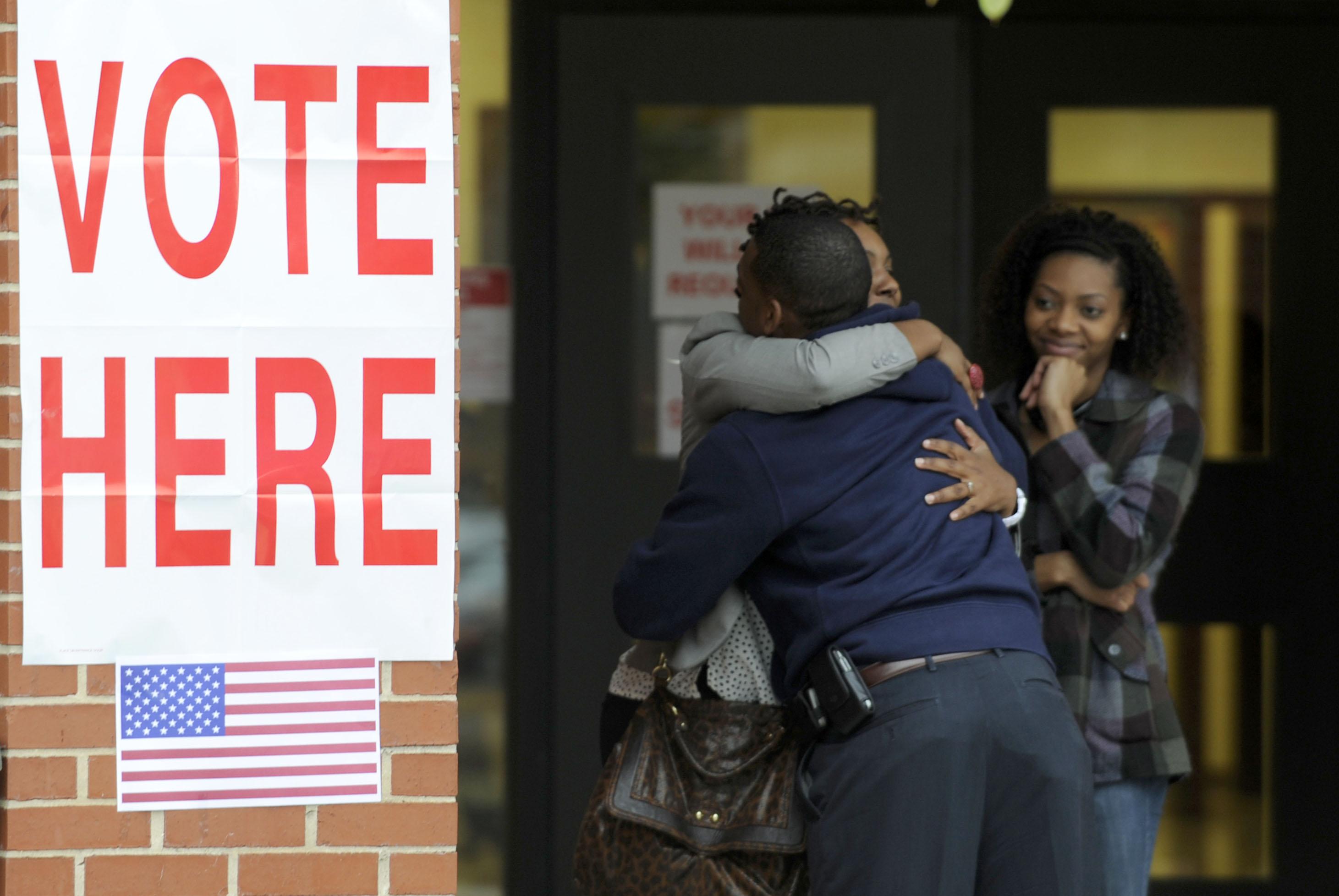 Voting In Huntsville