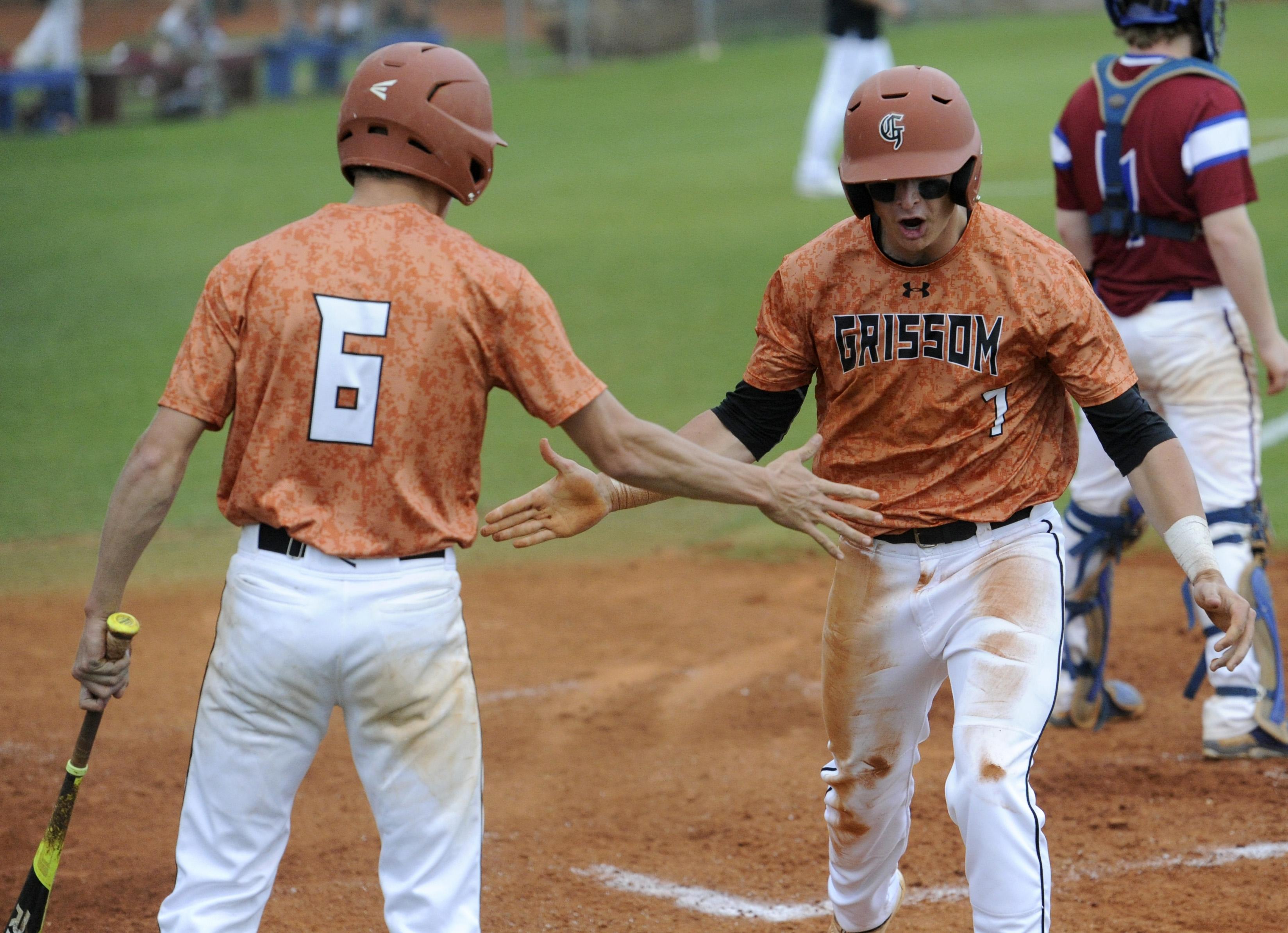 Grissom - Huntsville Baseball