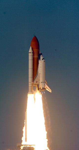 Endeavor Lift Off